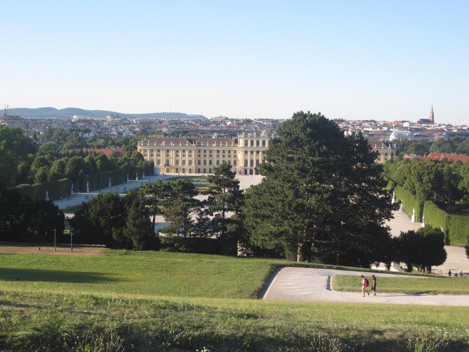 Vienna, Castello, Castello di